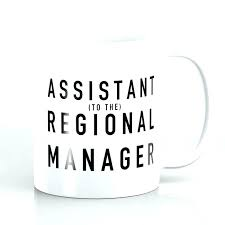 the office star mug. The Office Mugs Coffee Mug Assistant To Regional Manager  . Star