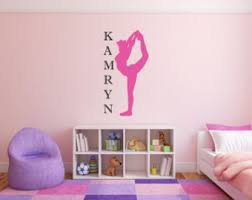 cheerleader wall decal cheer sticker girl name room wall decor vinyl decal sticker personalized cheerleader scorpion on wall art decoration vinyl decal sticker with cheer wall decal etsy