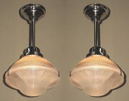 vintage kitchen lighting fixtures. items similar to 2 matching holophane ceiling fixtures priced each on etsy find this pin and more vintage kitchen light lighting n