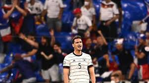 Hummels, recalled by germany boss joachim low for. Euro 2020 France Germany 1 0 Hummels Sport Europeans Own Goal Decides Breaking Latest News