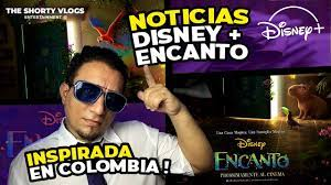 Pelicula Encanto Disney