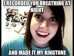 Overly Attached Girlfriend Memes - YouTube via Relatably.com