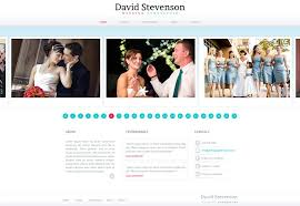 Photography Website Templates Delectable Free Photography Website Templates PHPJabbers