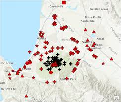 417c Pt Chart Actionable Intelligence Learn Arcgis