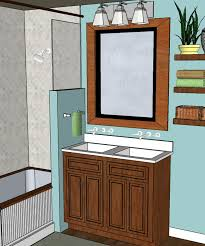 double sink vanity small space. Double Sink Vanity Small Bathroom In Space