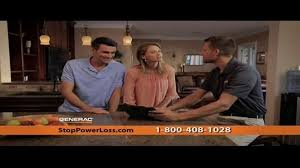 generac ads. Fine Generac Generac Automatic Home Standby Generator TV Commercial U0027Power Stays Onu0027   ISpottv With Ads