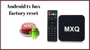 Upc Tv Box Hard Reset