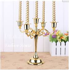Decorative Candle Holders Popular Christmas Candlestick Holders Buy Cheap Christmas