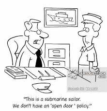 open door policies cartoon 1 of 16