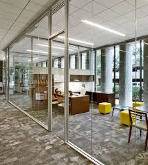 moveable walls for office interior workspaces