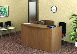modern office reception desk. Office Reception Area Furniture Modern Desk