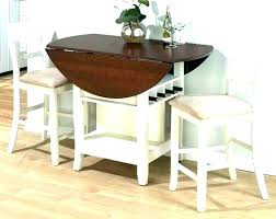 round folding dining table fold away up and chairs small room chair sets how to napkins