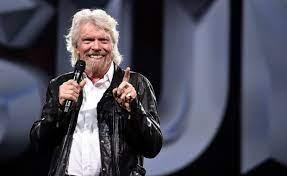Richard Branson abschauen ...
