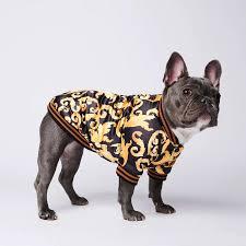 2021 French Bulldog Clothes Dog Jacket ...