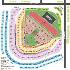 2 Tickets Pearl Jam 8 18 18 Wrigley Field Chicago Il