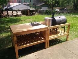 furniture made from wood. Backyard Kitchen Made From Reclaimed Materials Furniture Wood