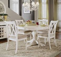round or square dining table kitchen ideas within white designs 9