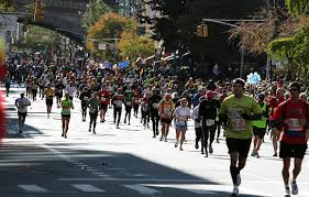 the tcs new york city marathon courses through all five nyc boroughs and draws an estimated 2 million spectators each year not only does it top this list