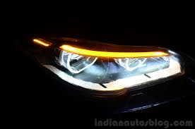 Sport Series bmw laser headlights : 2017 BMW 5 Series with production headlights and body panels
