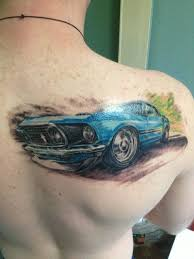 Mustang 1969 Drive2