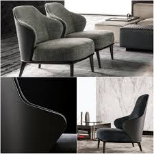 italian furniture brands. Italian Furniture Brands Ideas: Minotti Introduces LESLIE, A Collection For Fancy Spaces | Milan O