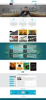 Website Builder Templates Classy 28 Best EcommerceNonEcommerce Templates Images On Pinterest