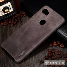 details about x level for google pixel 2 xl vintage skin touch soft leather case slim cover