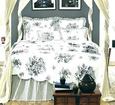 black and white toile bedding bedding sets black bedding black quilt bedspreads and quilts black and black and white toile bedding