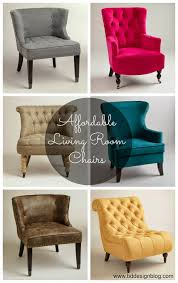 Individual Chairs For Living Room Affordable Living Room Chairs Ponche Salones Y Mundo