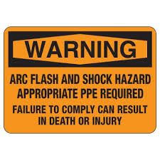 Arc Flash Clothing Rating Chart Arc Flash Definition Osha Arc Flash Category Levels For Arc