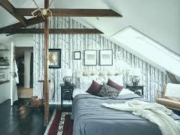 Farbe Schlafzimmer Dachschrage Wohndesign