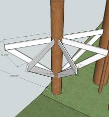 Simple Tree House Plans  Simple Tree House Ideas That Can Be Easy Treehouse For Free