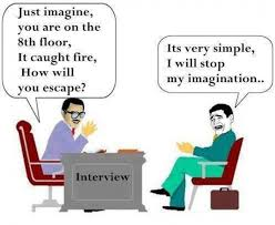 What Do You Do For Fun Interview Question Funny Interview Cartoon