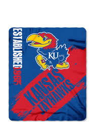 Ku Throw Blanket