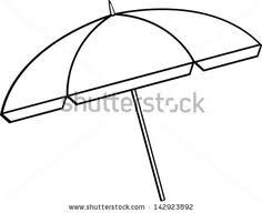 Small Picture Pix For Beach Umbrella Coloring Page Beach stuff Pinterest