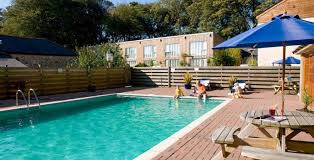Holiday Cottage Swimming Pool