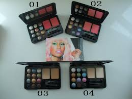 art seller mac two color blush twelve color eye shadow