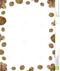 chocolate candy borders. Fine Borders Chocolate Chip Cookie Border Clip Art Throughout Candy Borders S