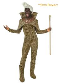 Fifth Element Costume Designer 5th Element Ruby Rhod Costume With Wig