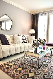 Purple Living Room Furniture Client Living Room Reveal Shades Of Purple Love Your Home