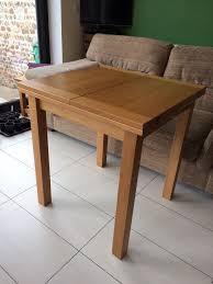john lewis oak kitchen dining table