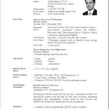resume plural curriculum vitae en word 2017 4 care giver resume for plural