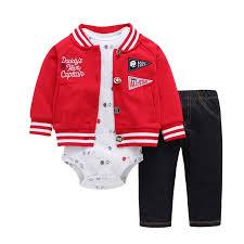 <b>baby</b> boy girls <b>clothes</b> set bodys <b>bebes cotton</b> hooded cardigan+ ...
