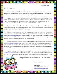 Parents Welcome Letter Mobile Discoveries
