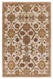 surya middleton 3 x5 area rug ivory metallic gold mediterranean area rugs by gwg
