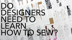 Sew Inappropriate Designs Watch Me Design 14 Do Fashion Designers Need To Learn How To Sew