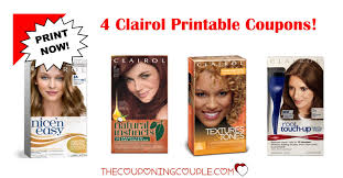 6 Natural Instincts Hair Color Coupons