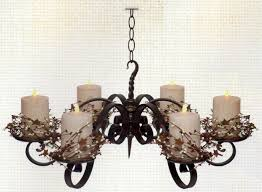 flameless candle crystal chandelier chandeliers for battery operated flameless candles