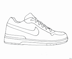 Shoes printable coloring pages are a fun way for kids of all ages to develop creativity, focus, motor skills and color recognition. Running Shoe Coloring Page Bmo Show