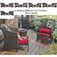 superb outdoor patio lighting 2. superb outdoor patio footstools target home loft wicker conversation furniture set love that the lighting 2
